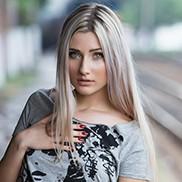 Hot bride Alina, 22 yrs.old from Kharkiv, Ukraine