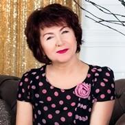 Pretty bride Valentina, 55 yrs.old from Kiev, Ukraine