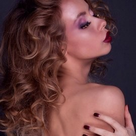 Gorgeous miss Alina, 23 yrs.old from Kiev, Ukraine