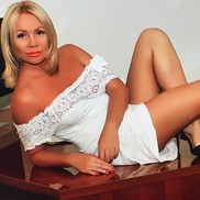 Nice bride Anna, 45 yrs.old from Moscow, Russia