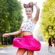 Single girl Svetlana, 28 yrs.old from Saint-Petersburg, Russia