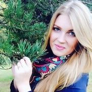 Gorgeous girlfriend Ekaterina, 26 yrs.old from Severodvinsk, Russia