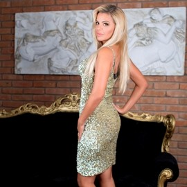 Charming mail order bride Olga, 45 yrs.old from Odessa, Ukraine
