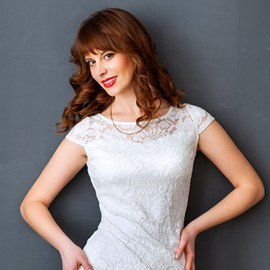 Nice bride Lyudmila, 35 yrs.old from Nikolaev, Ukraine