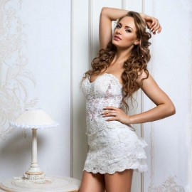 Gorgeous lady Anastasiya, 25 yrs.old from Kiev, Ukraine