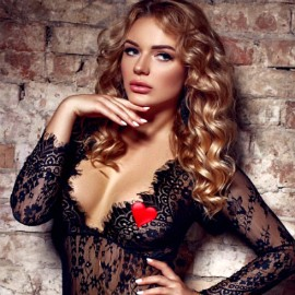 Beautiful lady Anastasiya, 25 yrs.old from Kiev, Ukraine