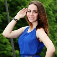 Beautiful girlfriend Anna, 25 yrs.old from Khmelnitsky, Ukraine