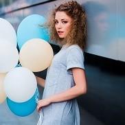 Amazing girlfriend Anna, 24 yrs.old from Kiev, Ukraine