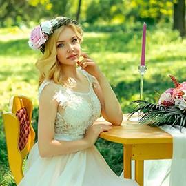 Gorgeous bride Oksana, 28 yrs.old from Tiraspol, Moldova