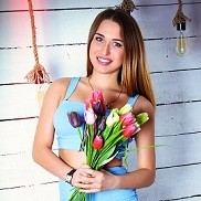 Beautiful pen pal Lina, 25 yrs.old from Kharkov, Ukraine