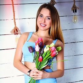 Charming mail order bride Lina, 25 yrs.old from Kharkov, Ukraine