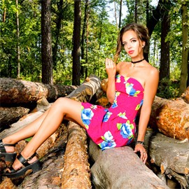 Pretty wife Olga, 24 yrs.old from Sumy, Ukraine