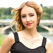 Charming wife Tatyana, 21 yrs.old from Vinnitsa, Ukraine