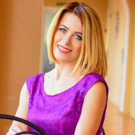 Single mail order bride Anna, 36 yrs.old from Berdyansk, Ukraine