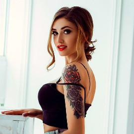 Charming mail order bride Alina, 22 yrs.old from Dimitrov, Ukraine