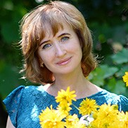 Beautiful girlfriend Svelana, 54 yrs.old from Khar'kiv, Ukraine