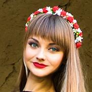 Beautiful mail order bride Yuliya, 27 yrs.old from Vinnitsa, Ukraine