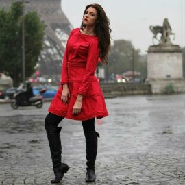 Charming miss Ludmila, 26 yrs.old from Kiev, Ukraine