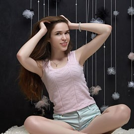 Amazing lady Anastasiya, 22 yrs.old from Kharkov, Ukraine