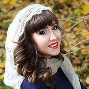 Pretty woman Anna, 20 yrs.old from Pskov, Russia