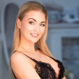 Single mail order bride Anna, 38 yrs.old from Kiev, Ukraine