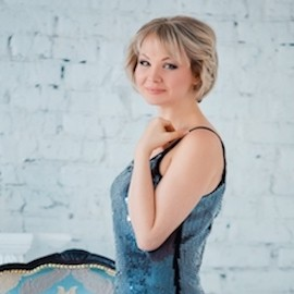 Amazing bride Eva, 42 yrs.old from Zaporozhye, Ukraine