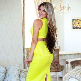 Nice mail order bride Kristina, 28 yrs.old from Odessa, Ukraine