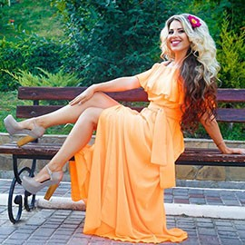Charming girlfriend Kristina, 28 yrs.old from Odessa, Ukraine