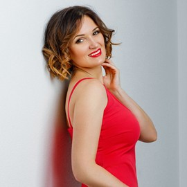 Charming bride Svetlana, 44 yrs.old from Nikolaev, Ukraine