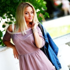 Charming girlfriend Svetlana, 37 yrs.old from Khmelnytskyi, Ukraine