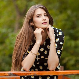 Pretty mail order bride Yuliya, 25 yrs.old from Poltava, Ukraine