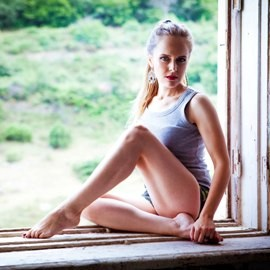 Beautiful wife Ksenia, 35 yrs.old from Kharkov, Ukraine