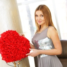 Single mail order bride Nadezhda, 27 yrs.old from Khmelnitsky, Ukraine