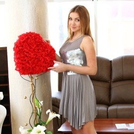 Pretty wife Nadezhda, 27 yrs.old from Khmelnitsky, Ukraine