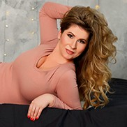 Nice lady Kristina, 34 yrs.old from Zaporozhye, Ukraine