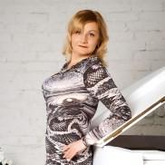 Nice woman Lesya, 41 yrs.old from Kiev, Ukraine