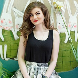 Beautiful girlfriend Olga, 28 yrs.old from Zhytomyr, Ukraine
