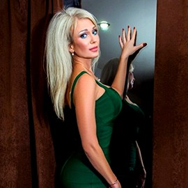 Single wife Angelica, 49 yrs.old from Dnepropetrovsk, Ukraine