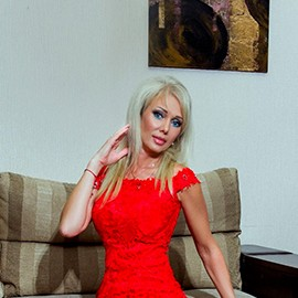 Nice bride Angelica, 49 yrs.old from Dnepropetrovsk, Ukraine