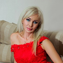 Single bride Angelica, 49 yrs.old from Dnepropetrovsk, Ukraine