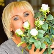 Hot mail order bride Lyubov, 57 yrs.old from Berdyansk, Ukraine