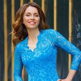 Pretty miss Lyubov, 37 yrs.old from Dnipro, Ukraine