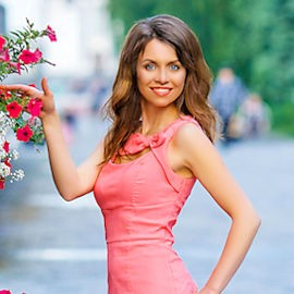 Nice woman Lyubov, 37 yrs.old from Dnipro, Ukraine