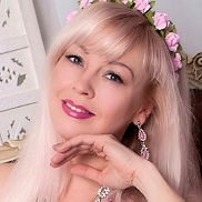 Single girl Inna, 49 yrs.old from Dnipro, Ukraine