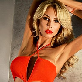 Pretty miss Irena, 35 yrs.old from Moscow, Russia