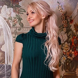 Pretty wife Oksana, 49 yrs.old from Odessa, Ukraine