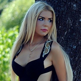 Charming wife Yana, 31 yrs.old from Kharkiv, Ukraine