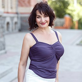 Charming bride Elena, 46 yrs.old from Poltava, Ukraine