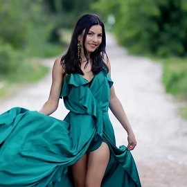 Nice mail order bride Anna, 30 yrs.old from Kharkiv, Ukraine