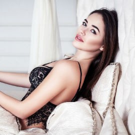 Gorgeous lady Antonina, 22 yrs.old from Kiev, Ukraine